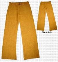 heavy cotton BTC trouser