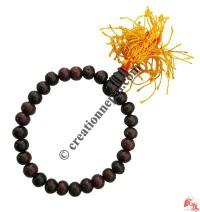 Rosewood 8 mm 27 beads wrist mala