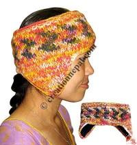Woolen ear warmer1