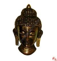 Buddha head wall decorative
