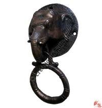 Elephant design door handle