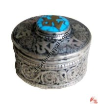 Mantra attached jewelry box