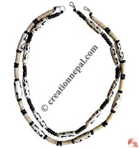 Bone assorted design necklace2