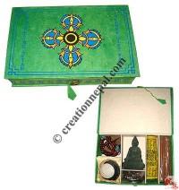 Meditation kit-Green