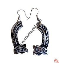 Fish design ear ring