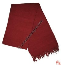 Silk Monk shawl