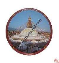 Bouddhanath mouse pad
