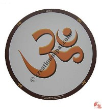 OM mouse pad