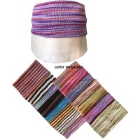 Cotton Knitting headband