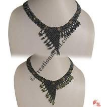 Unique design pote necklace