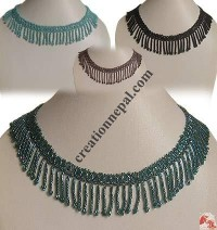 Frills pote fitting necklace