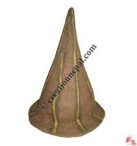 Wizard felt hat2