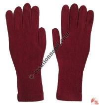 Pashmina gloves1