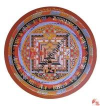 Kalachakra Mandala mouse-pad