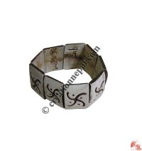 Subha bone bracelet