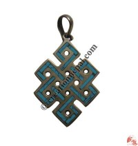 Medium size Endless knot pendant