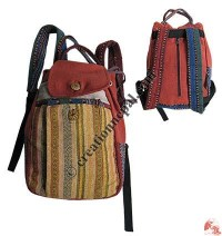 Gheri cotton string closure mediun bag