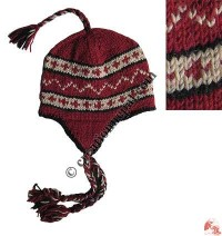 Woolen ear hat102