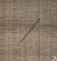 Natural color hemp net fabric