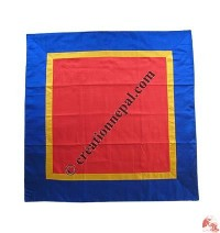 Three color table cover
