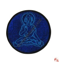 Medium size Buddha badge2