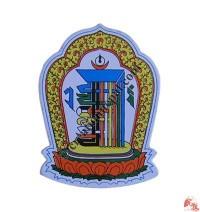 Kalachakra sticker (packet of 10)