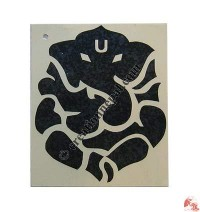 Big Ganesh sticker (packet of 10)