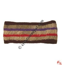 Hemp-cotton hair band 3