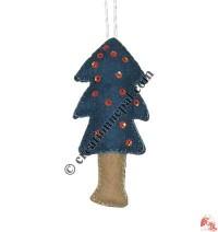 Felt small Christmas tree