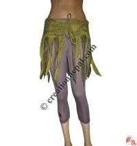 Felt Hippie Wrap Skirt 2