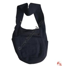 Heavy design gheri cotton lama bag