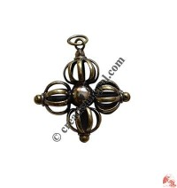 Double bajra small pendent