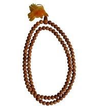 Pure Sandalwood 9 mm 108 beads mala