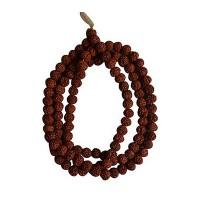 Rudraksha 9 mm 108 beads Mala