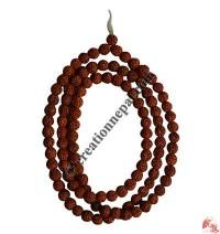 Rudraksha 6 mm 108 beads Mala