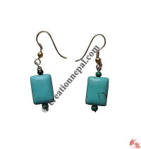 Turquoise ear ring3