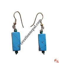 Turquoise ear ring4