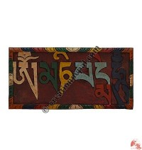 Om Mani Padme Hum Mantra medium size board
