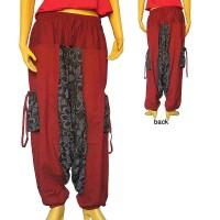 Colorful cotton comfort trouser3