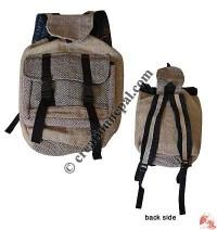 Hemp-cotton small size bag