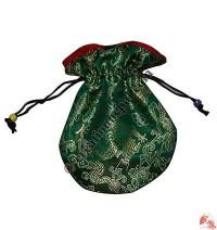 Brocade Thaili gift pouch