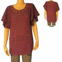 Open sleeves cotton Kurtha top3