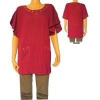 Open sleeves cotton Kurtha top4