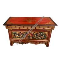 Tibetan folding table