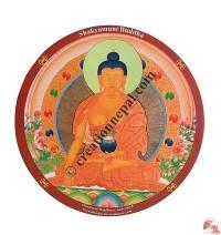 Shakyamunu Buddha mouse pad