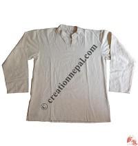 Khaddar cotton Yoga Kurtha
