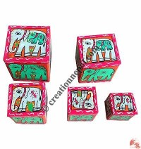 Mithila arts box set of 5
