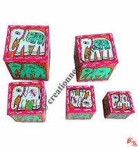 Mithila arts box set of 5