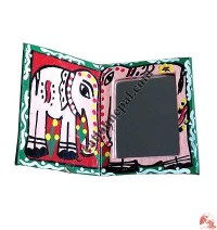 Mithila small folding mirror