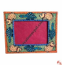 Mithila arts photo Frame1